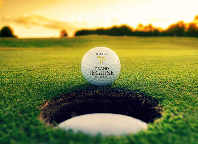 golf offer teguise hotel