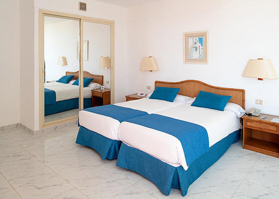 room double economoy hotel grand teguise playa