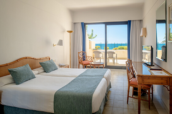 double room hotel grand teguise playa