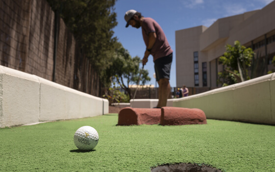 golf experience costa teguise