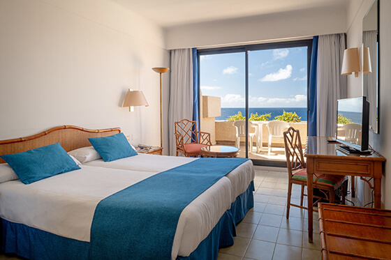 Double Vue sur Mer hotel grand teguise playa