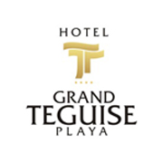 logotipo grand teguise playa hotel